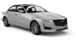 Cadillac CTS от BookingCar