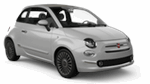 Fiat 500 от BookingCar