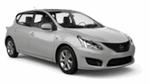 Nissan Almera от BookingCar