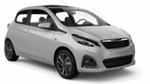 Peugeot 108 от BookingCar