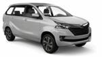 Toyota Avanza от BookingCar