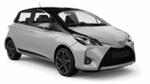 Toyota Yaris от BookingCar