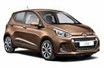 Hyundai i10 from Prins Car Rental