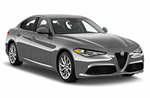 Alfa Romeo Giulia от Optimal Holiday Service