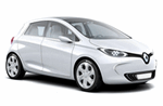 Renault Zoe Electric Car от Sicily by Car