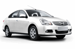 Nissan Almera from Prins Car Rental