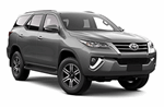 Toyota Fortuner от Confort Rent a Car