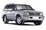 Toyota Land Cruiser 100 от City Rent Car