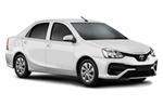 Toyota Etios от Avis