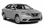 Nissan Sentra от Budget