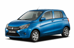 Suzuki Celerio from Express Rent a Car