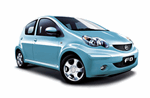 BYD F0 from RentMotors