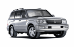 Toyota Land Cruiser 100 от City Rent Car