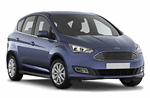 Ford C-Max from GoldCar