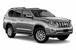 Toyota Land Cruiser Prado от SAAV Rent a Car