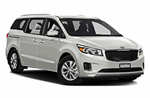 Kia Carnival от Lotte Rent a Car