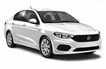 Fiat Egea от First Rent a Car
