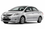 Toyota Vios from INTL.CarRentals