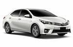 Toyota Altis от China Car Service