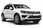 Volkswagen Touareg от Buchbinder