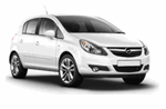 Opel Corsa от GreenMotion