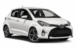 Toyota Yaris from ABBY car Greece
