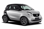 Smart Fortwo Electric от Green Motion