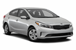Kia Cerato from Paddock Rent a Car