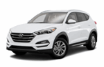 Hyundai Tucson from Economy Car Rental