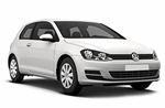 Volkswagen Golf от Oryx Rent a Car