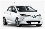 Renault Zoe Electric Car от Top Rent a Car