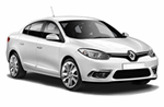 Renault Fluence from Dollar