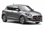 Suzuki Swift от Stoutes Car Rental