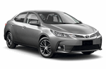 Toyota Corolla от Green Motion