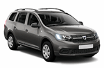 Dacia Logan Estate/Wagon от Inspire Rent a Car