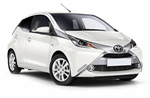 Toyota Aygo from Green Motion