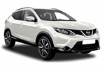 Nissan Qashqai от Naxos way rent a car