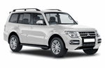 Mitsubishi Pajero от City Rent Car