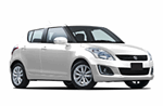 Suzuki Swift from Island Car Rentals