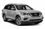 Nissan Pathfinder from Travel Land