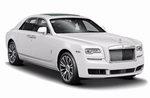 Rolls Royce Ghost from Paddock Rent a Car