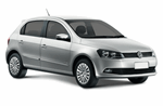 Volkswagen Gol from Euro Rent a Car