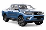 Toyota Hilux от Thrifty