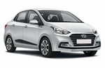 Hyundai I10 Sedan от Car Venience