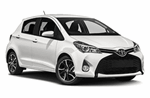 Toyota Yaris от Aquarius Rent a Car