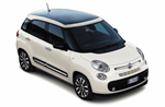 Fiat 500 L from Rhodium