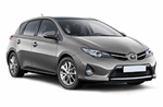 Toyota Auris от Orange Car rental