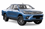 Toyota Hilux Revo Smart Cab from Budget