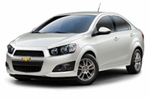 Chevrolet Aveo от America Car Rental