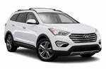 Hyundai Santa Fe от Avis